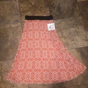 Lularoe Skirt NWT Size XS